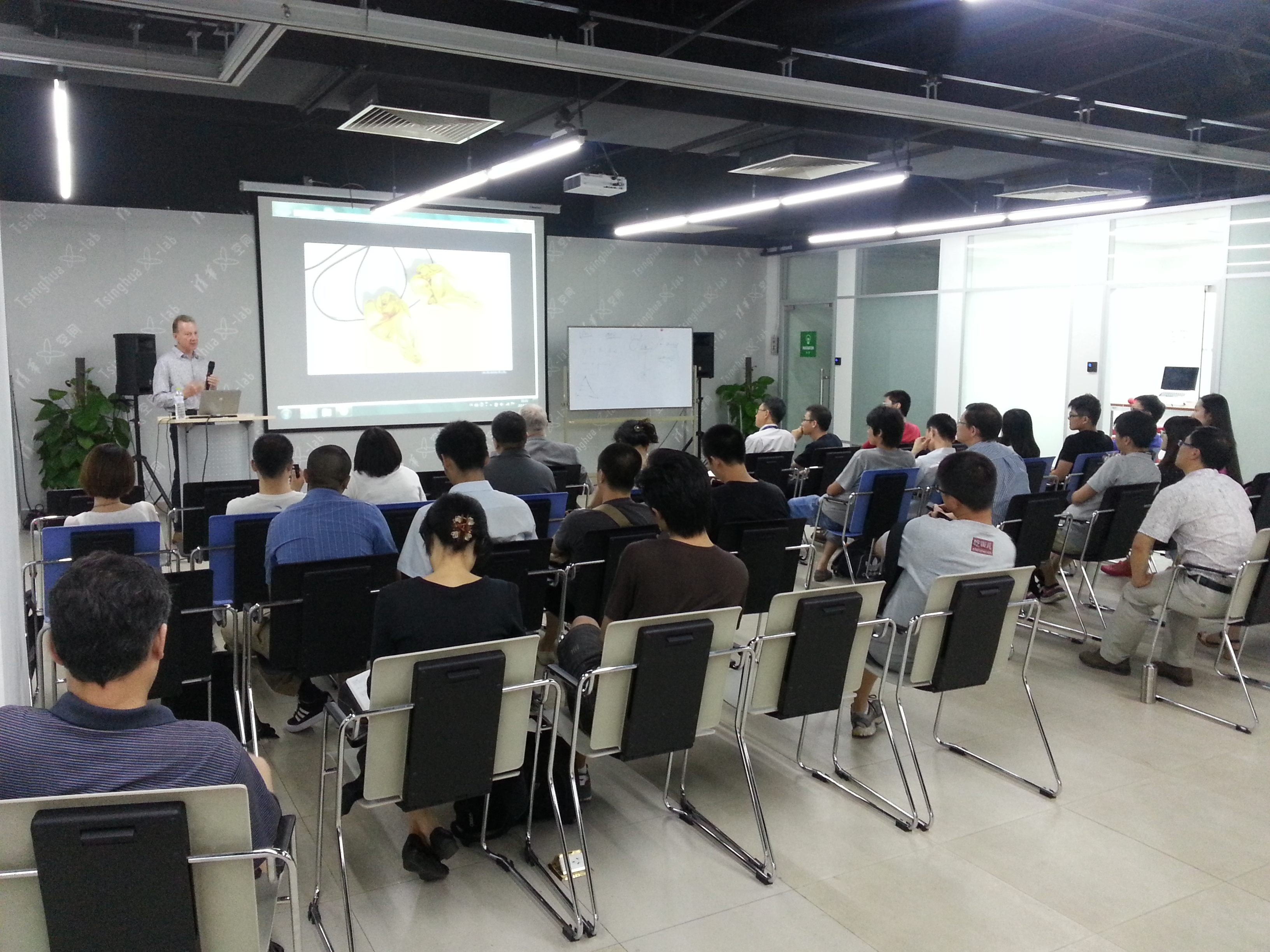 【x-lab Talk】The Era of Innovation by James Woudhuysen