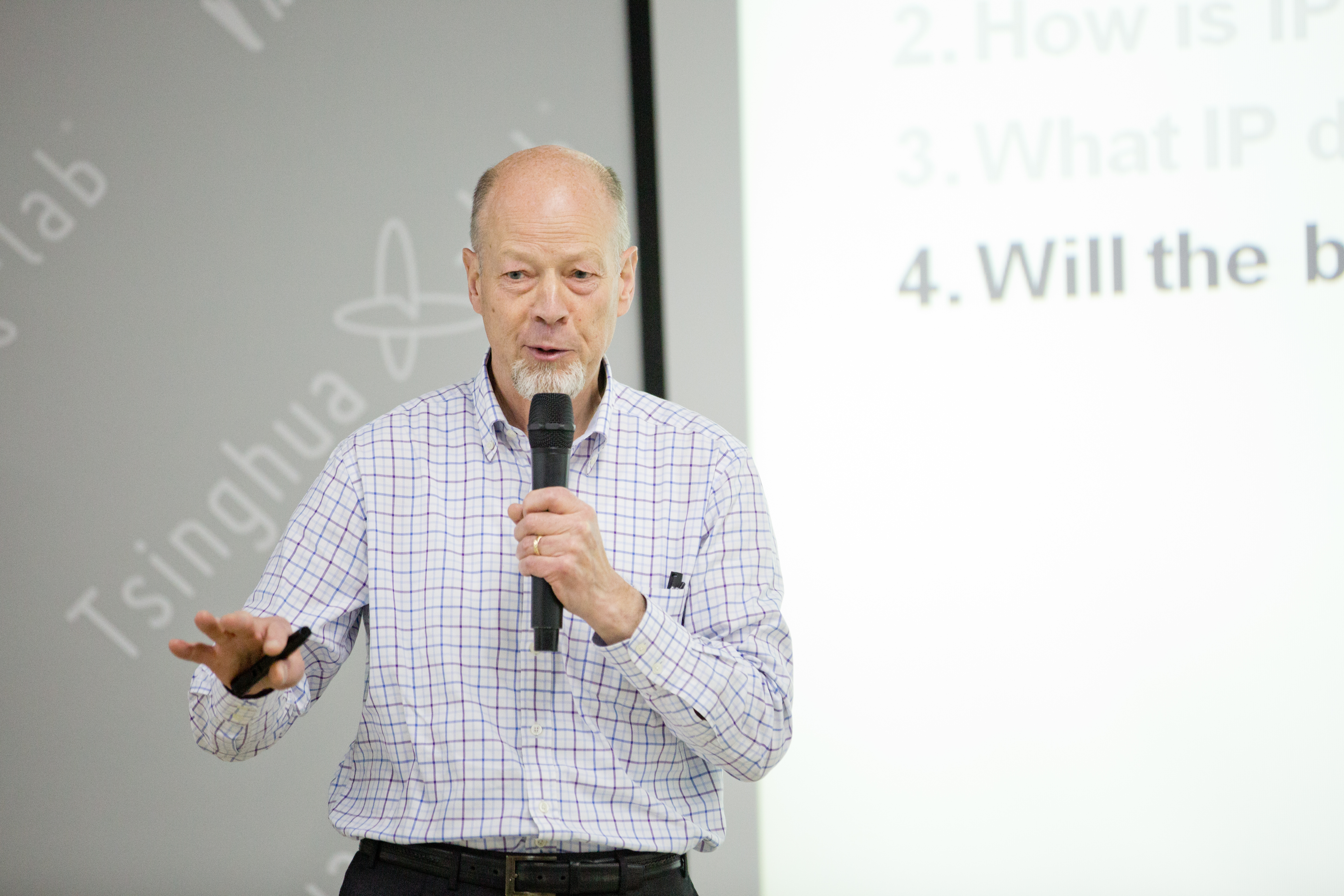 【x-lab Talk】IP Issuess for Startups by Ian Harvey