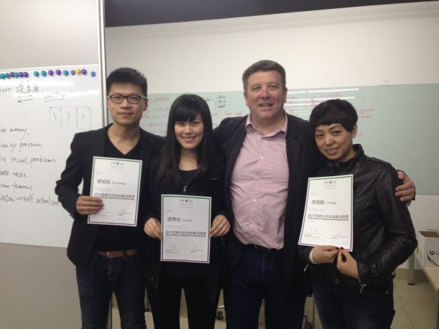 【x-lab Workshop】Design Thinking & Entrepreneurial Strategy by Simon Bolton