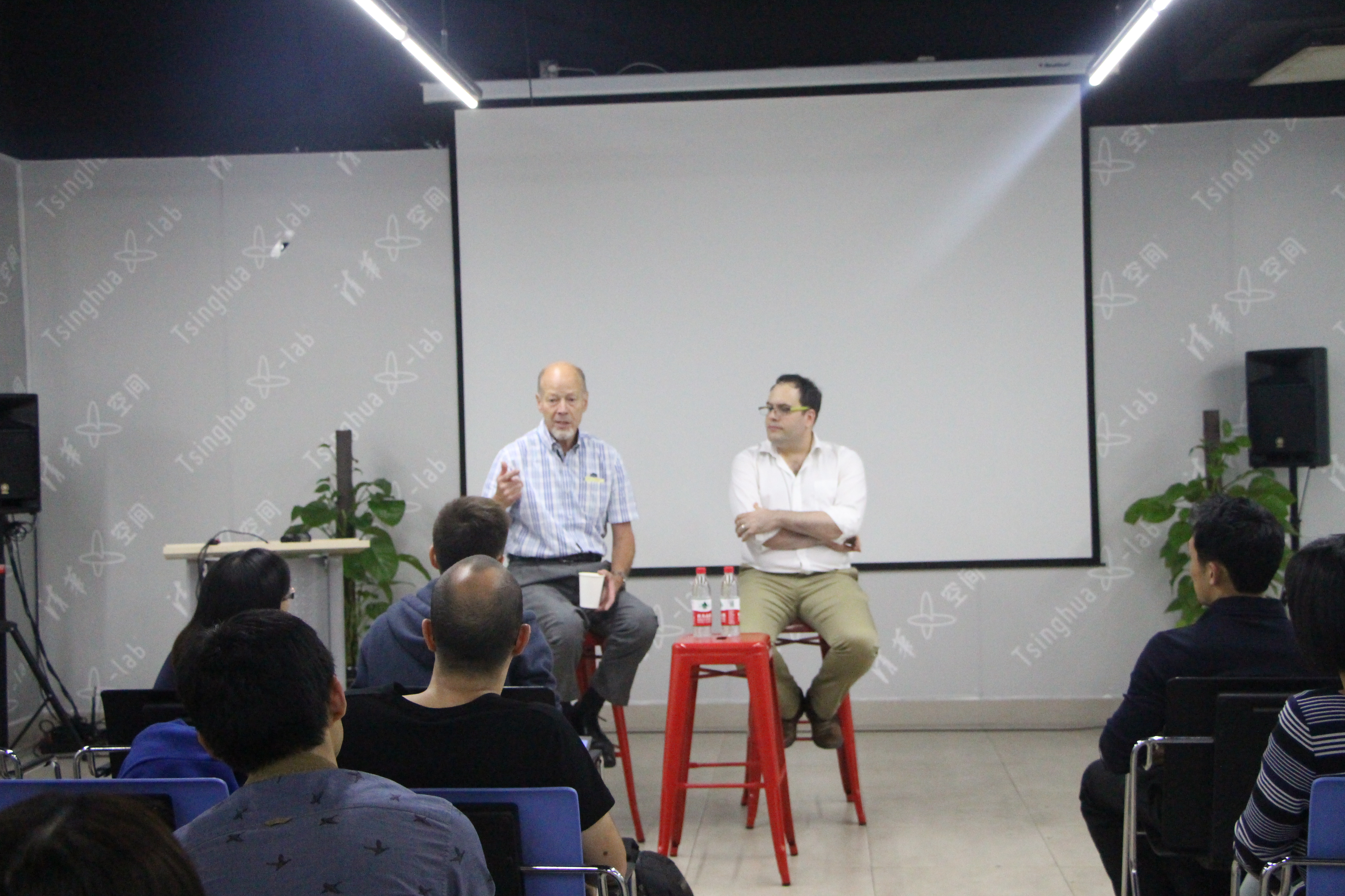 【x-lab Talk】IP - Strategic Asset Management by Ian Harvey and Ziv Rotenberg